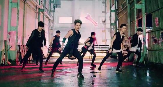Infinite《Back》原版舞蹈教学