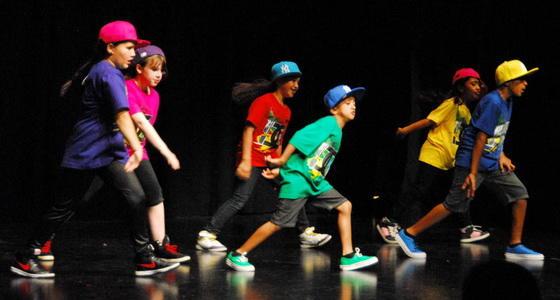 少儿嘻哈街舞律动基础教学 适合大人和小朋友一起跳的舞蹈