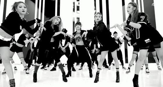 Melody教你跳「疯」舞上集 4minute《Crazy》原版舞蹈详细教学