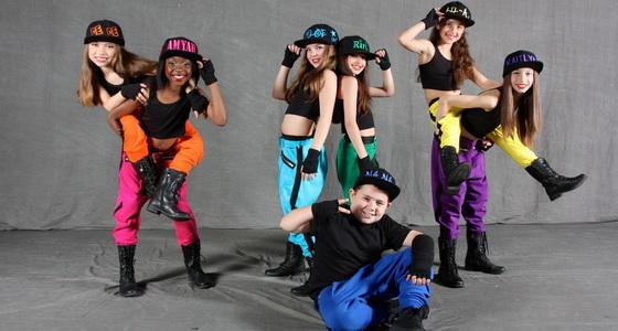 少儿嘻哈街舞进阶教学 耍酷耍性感的动作玩起来