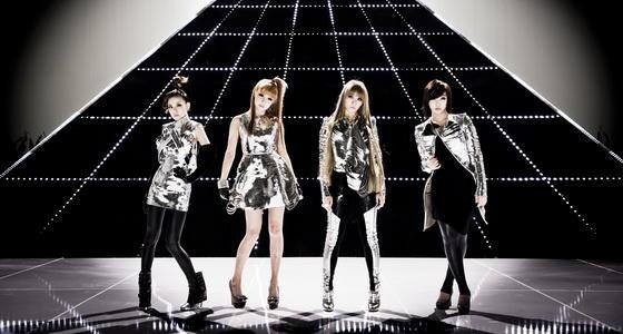 2NE1《I'm the Best》原版MV舞蹈教学速成版