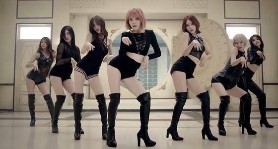AOA《猫步轻俏(Like a Cat)》原版舞蹈教学