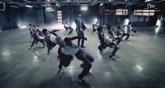 EXO《咆哮》完整舞蹈教学速成版
