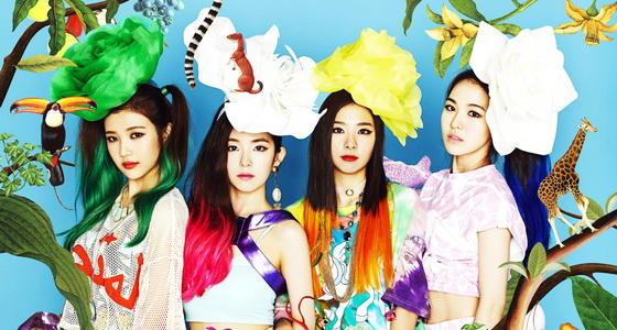 Red Velvet《Happiness》原版第一段教学
