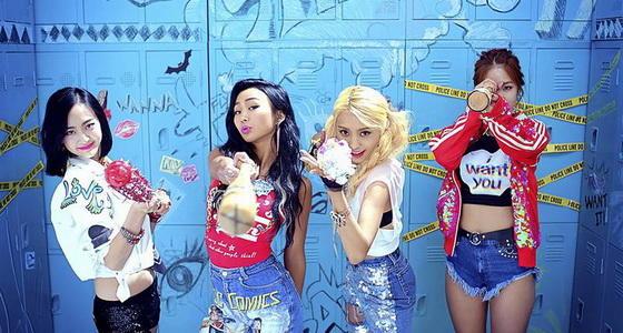 Sistar《Shake It》原版完整舞蹈教学