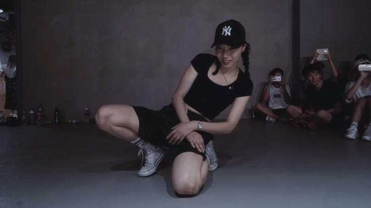 Jiyoung Youn《Gangster Shit》原版成品舞蹈教学