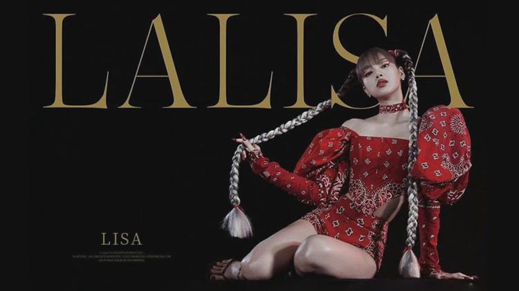 Lisa《Lalisa》