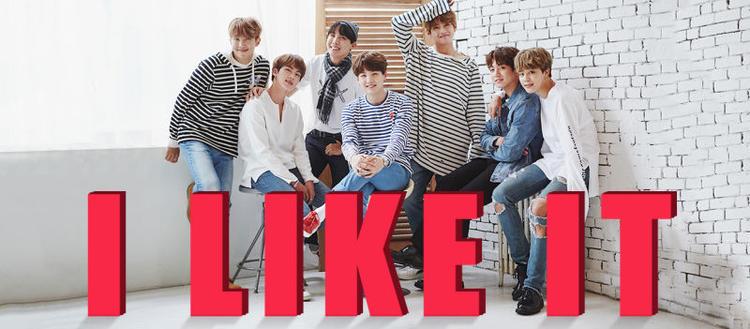 防弹少年团BTS《I Like It》