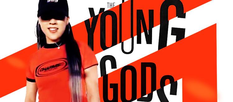 Jane Kim -《Young gods》