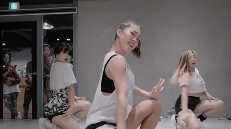 Yookyung Kim 《Boombayah》编舞教学