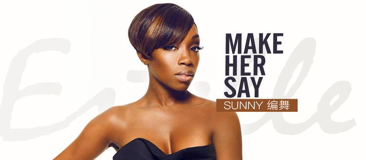 Sunny编舞《Make Her Say》