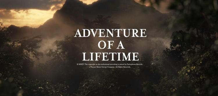 May J Lee《Adventure Of A Life Time》编舞教学