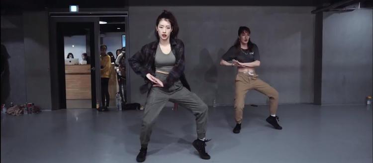 1M《Havana》编舞教学