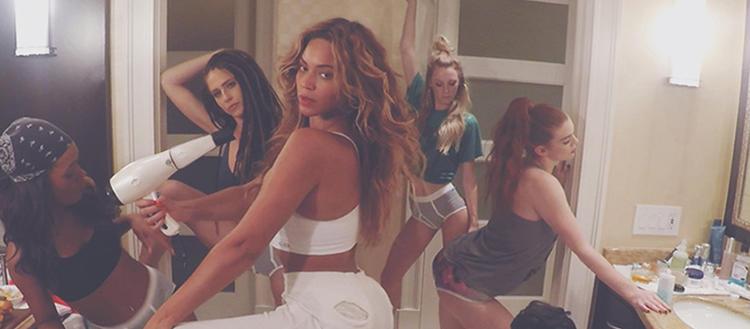 Beyonce《7/11》编舞教学
