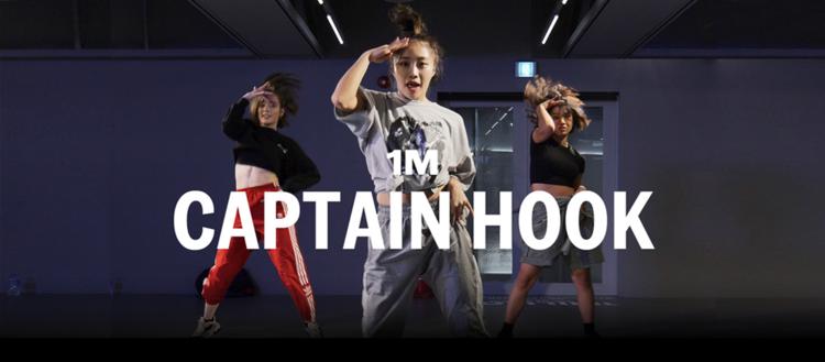 【1M】Amy Park�舞《Captain Hook》