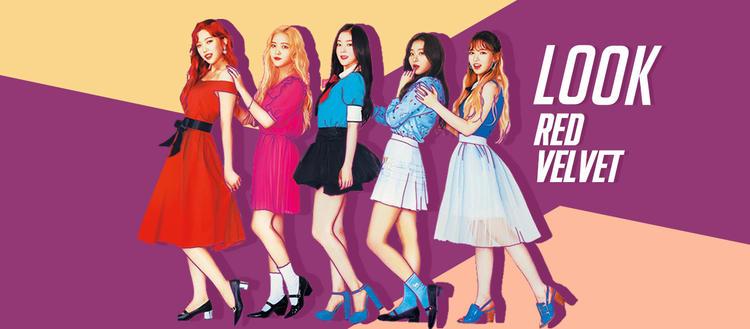 Red Velvet《look》