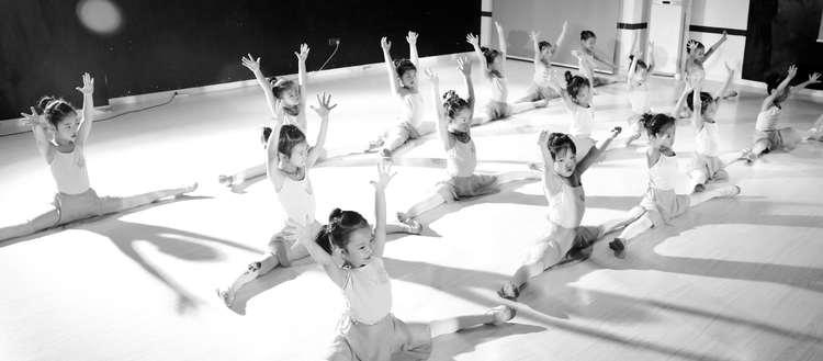 少儿芭蕾舞《谁咬了我》舞蹈教学