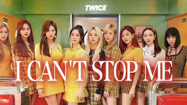 Twice《I can't stop me》