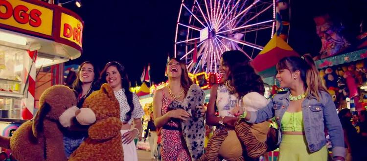 Fifth Harmony《WORTH IT》 编舞教学