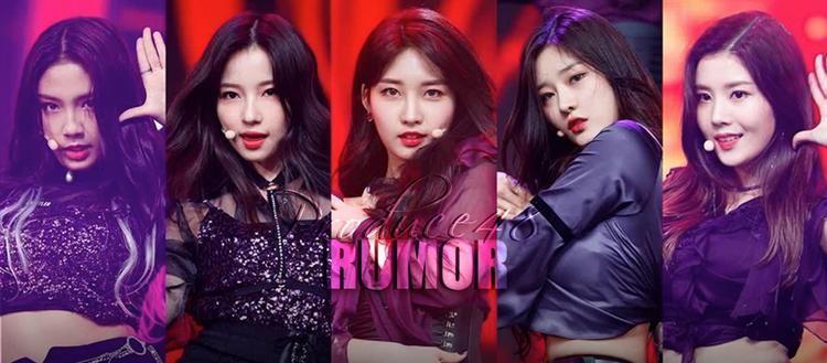 izone 《rumor》