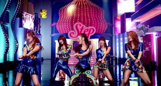 Kara《Step》原版完整舞蹈教学