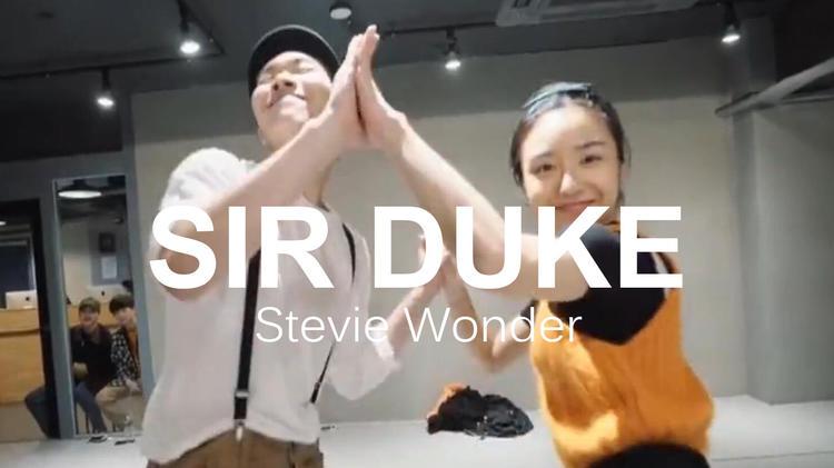 May J Lee《Sir Duke》原版完整编舞教学