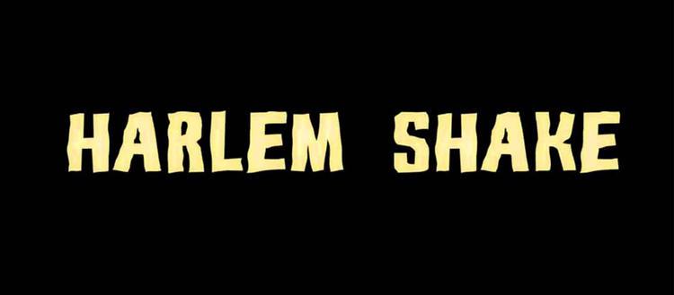 哈林摇编舞《Harlem Shake》