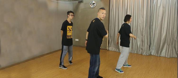 阿仰-House「The loose leg专项练习」