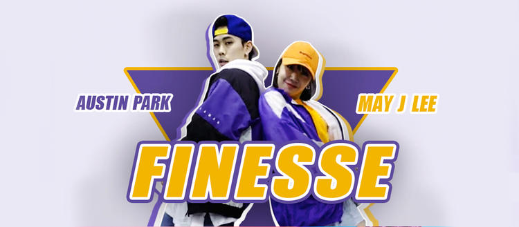 【1M】May J lee &Austin Park《FINESS 》