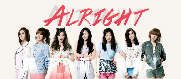 Apink《Alright》