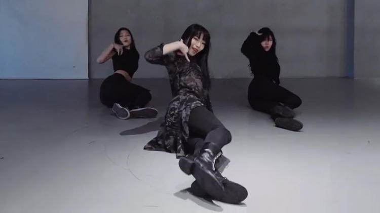 Jiyoung Youn《Body Party》编舞教学