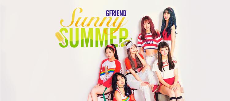 GFriend《Sunny Summer》