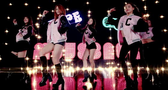 CLC《PEPE》原版舞蹈第一段速成教学