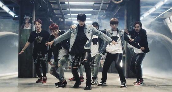 BTS《Danger》原版第一段教学