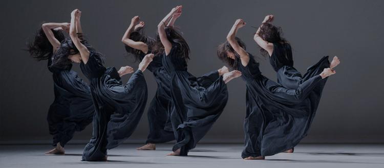 张傲月-现代舞「身体拉伸专项练习」