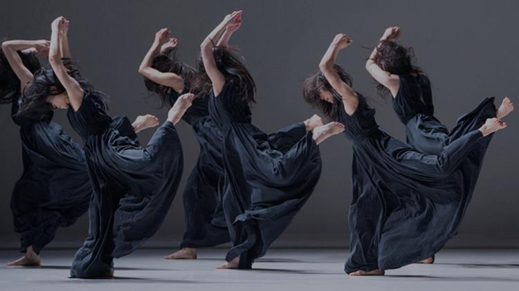 张傲月-现代舞「呼吸专项练习」