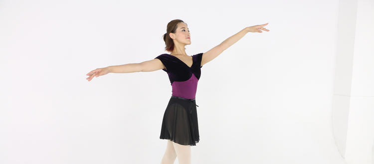 入门芭蕾舞「第1课」