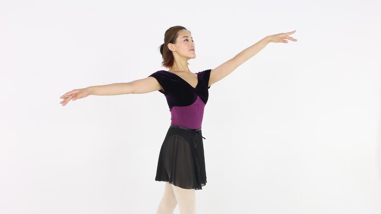中级芭蕾舞「第2课」