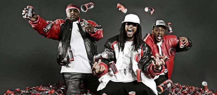 Lil Jon《Turn down for What》编舞教学