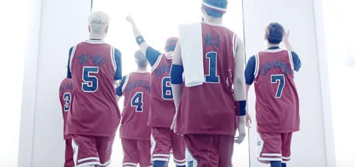 iKON—《Rhythm Ta》原版完整舞蹈教学