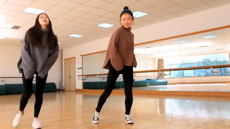 JHop《Seve》house shuffle曳步舞教学