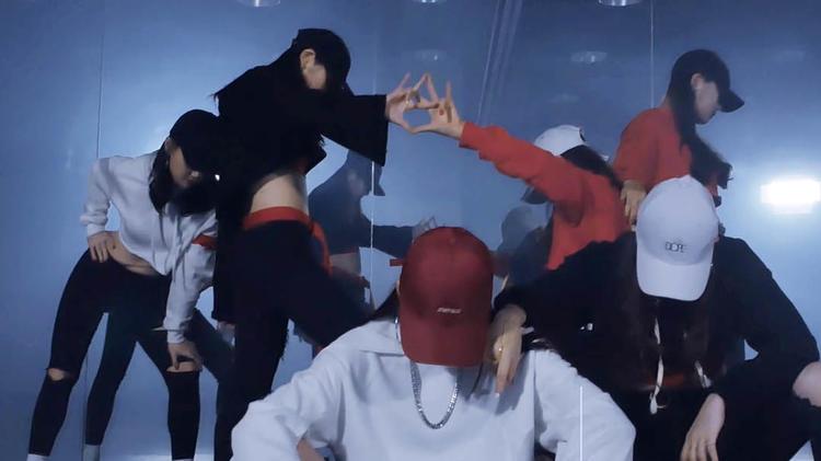 Tinashe《2 On》编舞教学