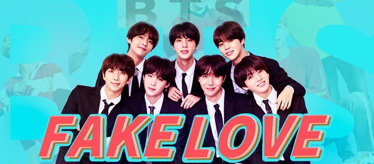 BTS-fake love完整版