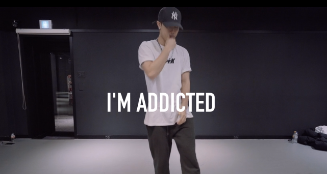 Austin Pak编舞《I'm Addicted》教学