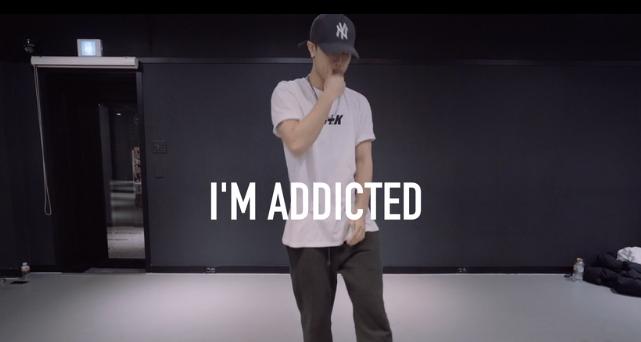 Austin Pak编舞《I'm Addicted》教学