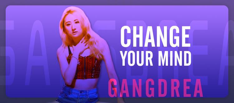 Gangdrea编舞布兰妮《Change Your Mind》