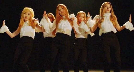 Red Velvet《 Automatic》原版第一段舞蹈教学