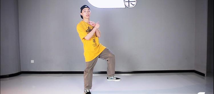 贝卡教你跳街舞 HIPHOP基础教学第二课