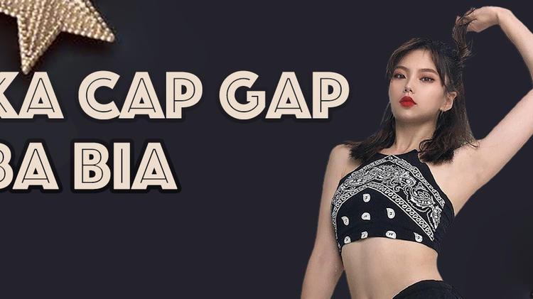 爵士基础编舞《KaCapGapBaBia》