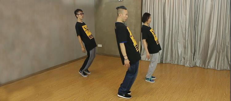 阿仰-House「Tip tap toe专项练习」